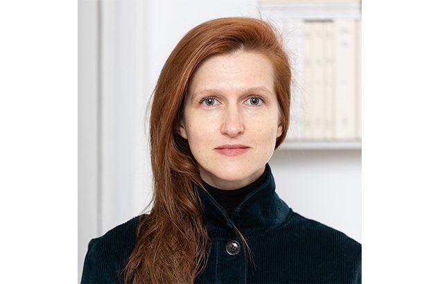 Ioulia Shukan, spécialiste de l'Ukraine