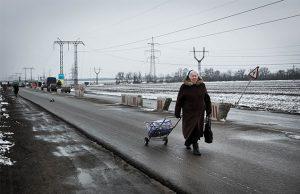 ©Sadak Souici | In Donetsk region