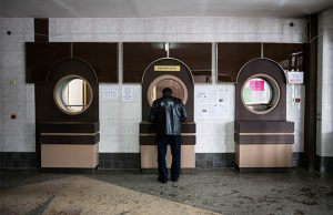 © Sadak Souici | Dans la région de Donetsk