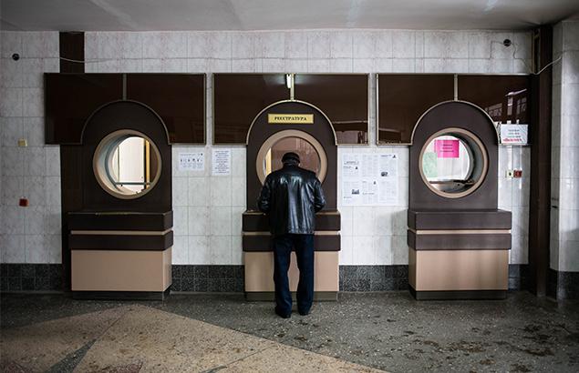 © Sadak Souici | Dans la région de Donetsk où l'ONG Première Urgence Internationale intervient depuis 2015