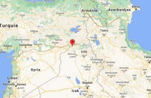 © Google Maps | District de Zakho