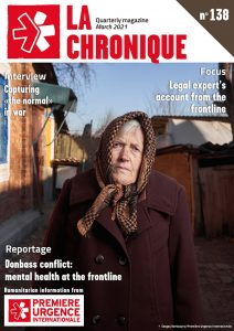 La Chronique N°138 – March 2021