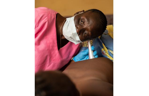 Première Urgence Internationale renforce le système de santé à Bangui