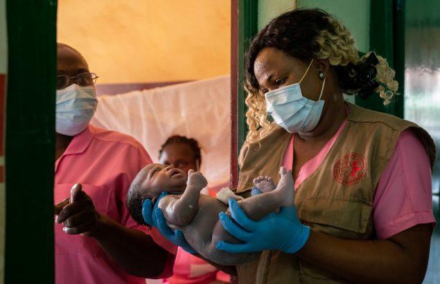 système de santé à Bangui